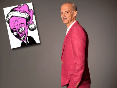 TWISTED XMAS John Waters gives audiences his take on Christmas at Napa's City Winery. Dec. 6.