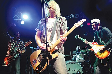 BRAND NEW SHINE Dave Pirner slips sounds of New Orleans, his adopted hometown, into new Soul Asylum album. - MICHAEL L. SMITH