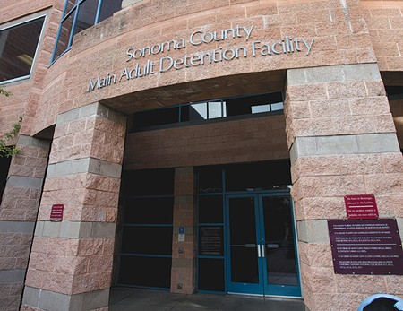 JAIL FAIL Inmates claim they were systematically tortured for hours at the Sonoma County jail.