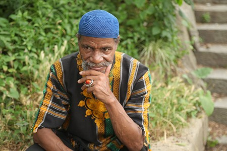 GRANDDADDY OF RAP Abiodun Oyewole's musical career began after MLK's assassination.