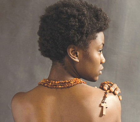CONVERTED Katherine Renee Turner's performance of an African convert to Christianity in 'The Convert' was theater perfection. - TOM CHOWN