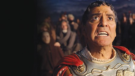 MADCAP George Clooney stars as an A-list actor who goes missing in 'Hail, Caesar!'