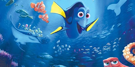 REMEMBRANCES OF THINGS PAST  Dory (voiced by Ellen DeGeneres) tries to remember not to forget in Pixar's latest.
