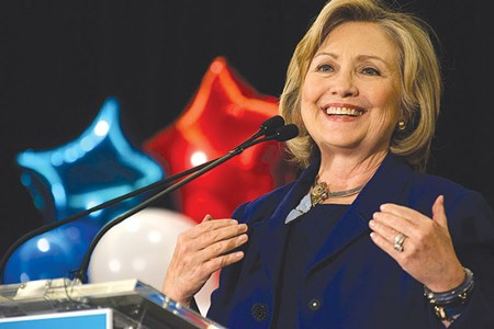 MADAME PRESIDENT?  Just because she's a woman doesn't mean Hillary Clinton has the feminist vote locked up. But then again, what are the alternatives?