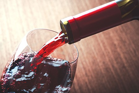 THE OTHER RED WINE  In spite of popular belief, Merlot can be a more food-friendly wine than its more famous cousin, Cabernet Sauvignon.