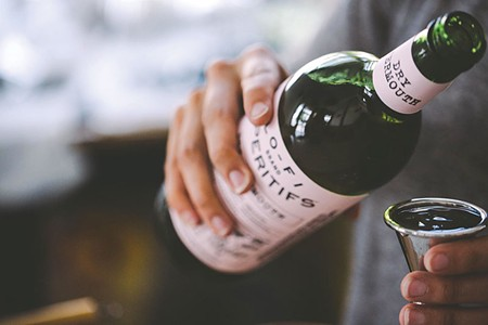 MIX IT UP  Wine behemoth Gallo hopes to open minds and wallets with its new line of apertifs.