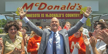 WHO WANTS A HAPPY MEAL?  Michael Keaton can't save the thin script of 'The Founder.'