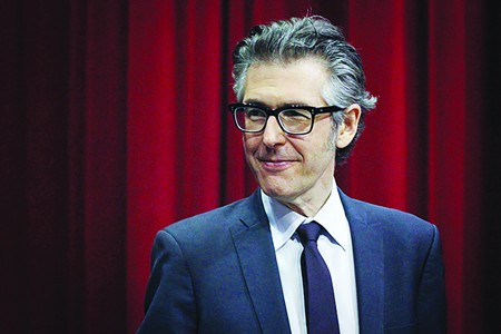 AMERICAN LIFE NPR's Ira Glass tells stories with dry wit at the Luther Burbank Center for the Arts in August.
