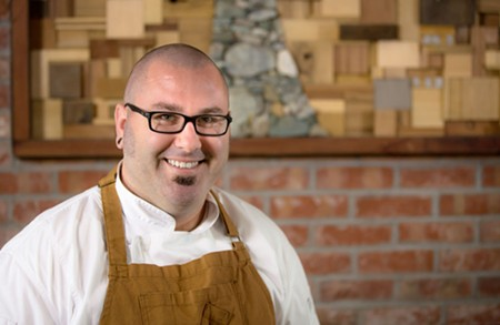 FORWARD AND BACK  Chef Shane McAnelly wants to revive some of the timeless dishes - he learned to cook in culinary school at his new restaurant.