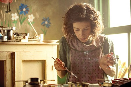 HER RIGHT HAND  Painter Maud Lewis gets the bio-pic treatment in new film from Aisling Walsh.