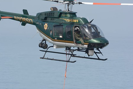 OLD BIRD  Henry-1, Sonoma County's sole search-and-rescue helicopter, is nearing the end of its life. - Assets seized in drug busts are helping offset the $5 million for a replacement.