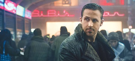 ROBOTIC SHEEP  Ryan Gosling looks for clues and the meaning of existence - in the highly anticipated sequel to 1982's 'Blade Runner.'