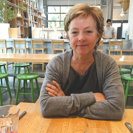 WATERSHED MOMENT  Shed co-owner Cindy Daniel says she'll use Slow Food's designation to further sustainability goals.