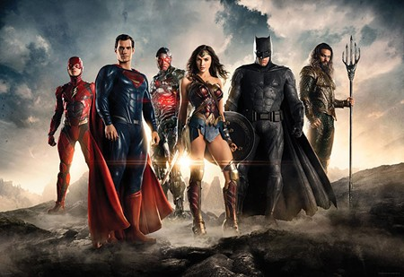 D.C. INC.  Pretty soon, the only movies they'll make will have guys - with capes and gals with shields.