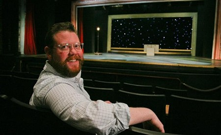 TAKE A BOW Craig Miller has served as artistic director of the 6th Street Playhouse for seven year.