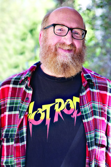 Brian Posehn was something of a nerd in high school but he used his outsider status to make people laugh. - BIG LAUGHS