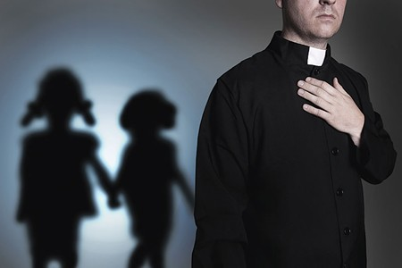 SHADOWY PASTS Anderson & Associates names four Sonoma County and five Napa County clergyman in sex-abuse charges.