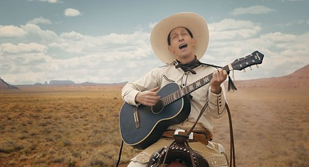 COOL, CLEAR WATER Tim Blake Nelson plays a chummy, 