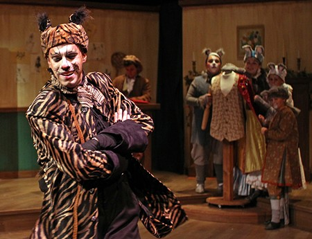 IDLE THREAD Zane Walters plays a cat imperiling industrious 