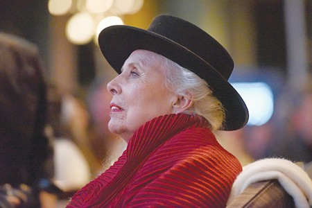 LADY OF THE CANYON Folk icon Joni Mitchell is honored by a cavalcade of music stars, who perform her songs in 'Joni 75: A Birthday Celebration.'