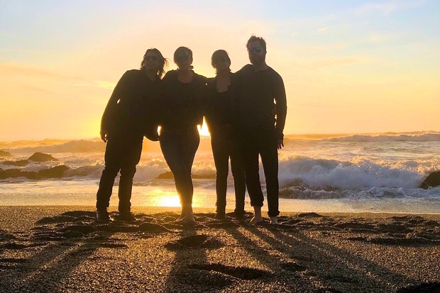COVERED IN LIGHT Lungs and Limbs' new full-length record is a shining example of indie-pop. - JENNA MAREK
