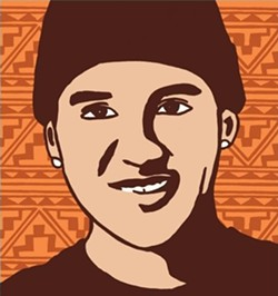 Andy Lopez would have been 20 years old today, June 2. - DESIGN BY DIGNIDAD REBELDE