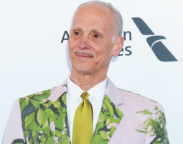 John Waters at the 2019 Film Independent Spirit Awards on the Beach in Santa Monica February of last year. - KATHY HUTCHINS