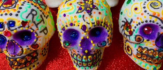 Sonoma Community Center virtually hosts a sugar skulls art class with acclaimed artist Diego Marcial Rios on Oct. 13.