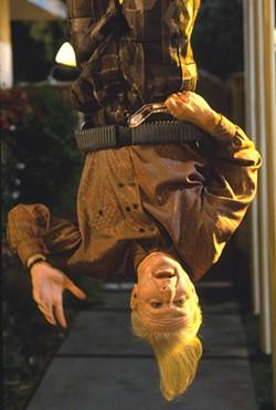 UPSIDE Petaluma's Jeffrey Weissman replaced Crispin Glover in 'Back to the Future II' and 'III.' - RALPH NELSON