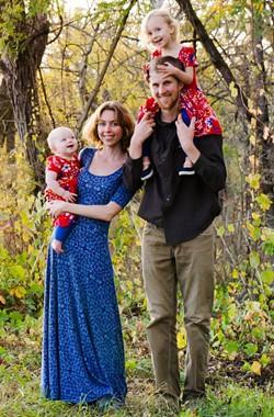 LYNDA HOPKINS AND FAMILY