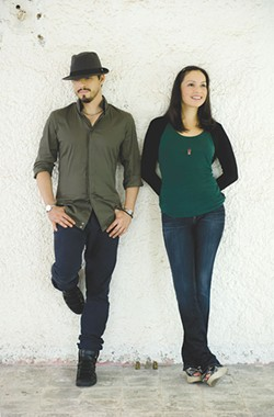 ROCK Y ROLL Since meeting in 1989, Rodrigo Y Gabriela's sound has continued to evolve, but it still rocks. - TINA KORHONEN