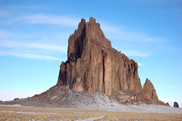 The rock is there to be avoided but not ignored - WIKIPEDIA