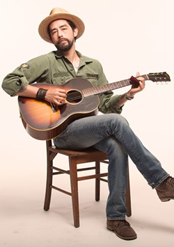 CALIFORNIA ROOTS Jackie Greene straddles the line between Tom Waits and the Dead.