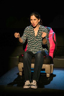 DRIVE ON Melissa Claire stars in 'Becky's New Car,' one of the best of a varied bunch of new shows. - MILLER OBERLIN
