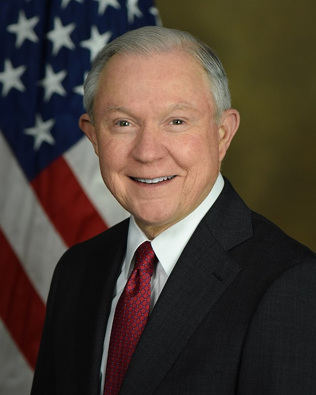 Sessions says no as California flies high on legal weed - U.S. DEPARTMENT OF INJUSTICE
