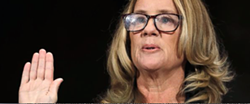 Dr Blasey-Ford: An American Hero