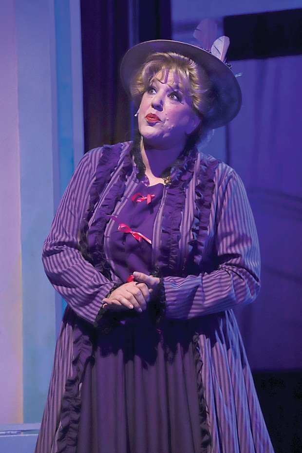 North Bay powerhouse Dani Innocenti Beem stars as infamous matchmaker Dolly Levi - ERIC CHAZANKIN