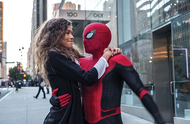 Worldwide Web Marvel's onslaught of summer movies continues with 'Spider-Man: Far From Home.'
