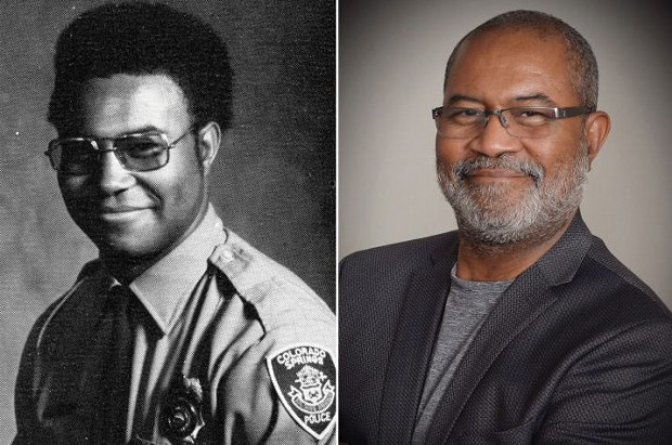 In the limelight Detective Ron Stallworth's memoir inspired the 2018 film 'BlacKkKlansman.'