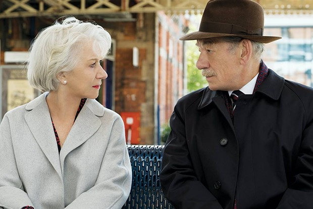 If Looks Could Kill Helen Mirren and Ian McKellen have a few tricks up their sleeves in 'The Good Liar.'
