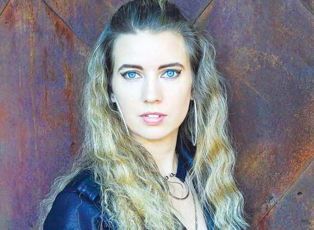 Face the Music Michelle Lambert can be found on stages and at festivals throughout the Bay Area. - ROG FRANKLIN