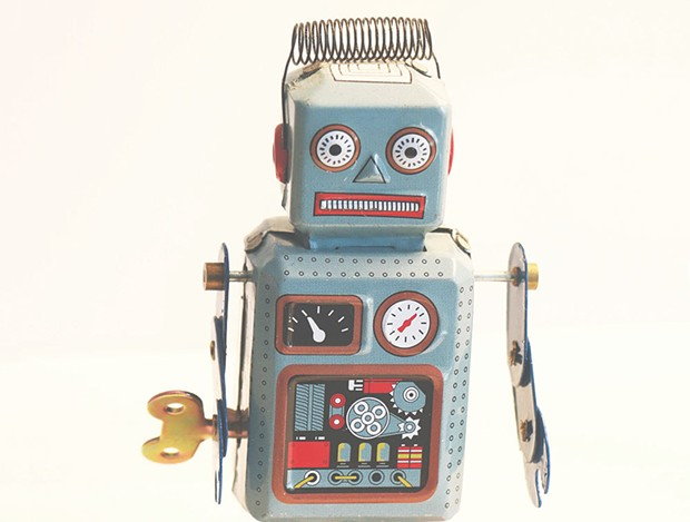 Domo Arigato Mr. Roboto.