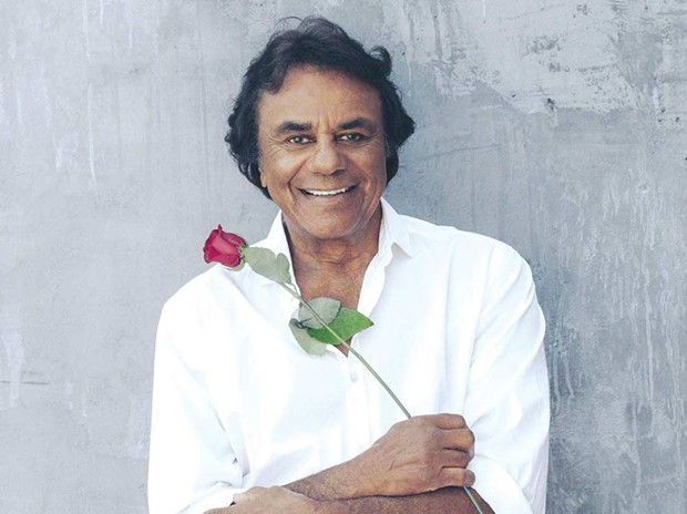CHANCES ARE Johnny Mathis looks forward to returning to the Bay Area to perform in San Rafael.
