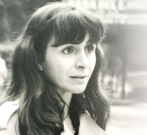 WORD FOR WORD Poet Ulalume González de León was part of a movement of women writers in the '60s and '70s who experimented with personal identity and language itself in their work. - COURTESY OF SIXTEEN RIVERS PRESS