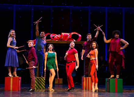 Broadway Holiday Spectacular Screens Safely in Sonoma County
