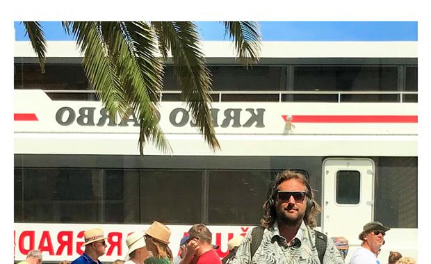 Matt Reischling Takes a Holiday
