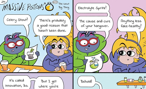Craft Cartoons
