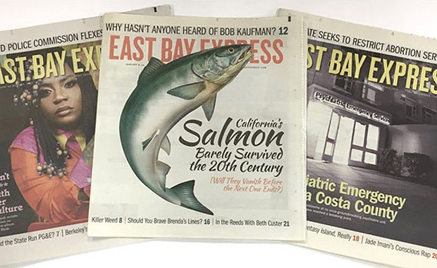 East Bay Express Joins Five-Newspaper Alt-Weekly Group