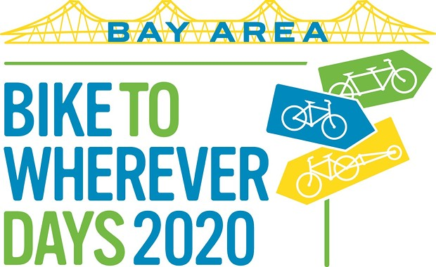 Bike to Wherever Days 2020