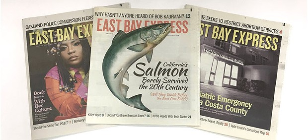 EBX joins a family of Bay Area newspapers.